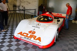 IMSA Lites Acura prototype