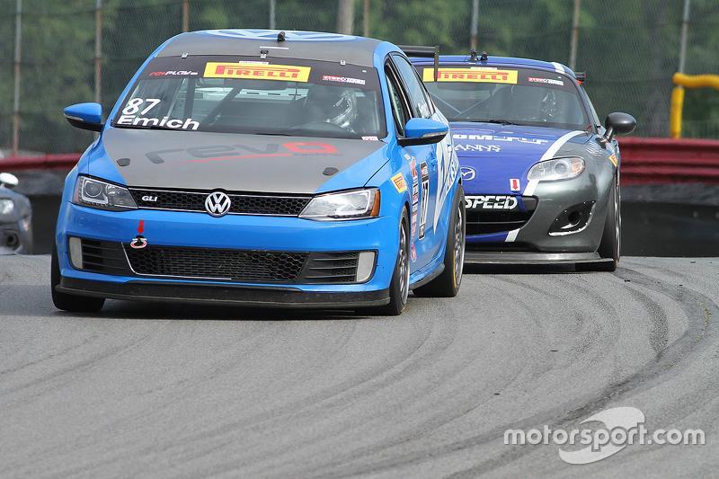 #87 Emich Racing Volkswagen Jetta GLI: Fred Emich