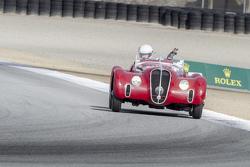 Conrad Stevenson, 1939 Alfa Romeo 6C 2500 Super Sport