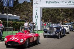 Les Wexner, 1955 Ferrari 857S Scaglietti Spyder