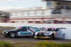 Андрей Богданов (BMW) и Никита Шиков (Toyota)