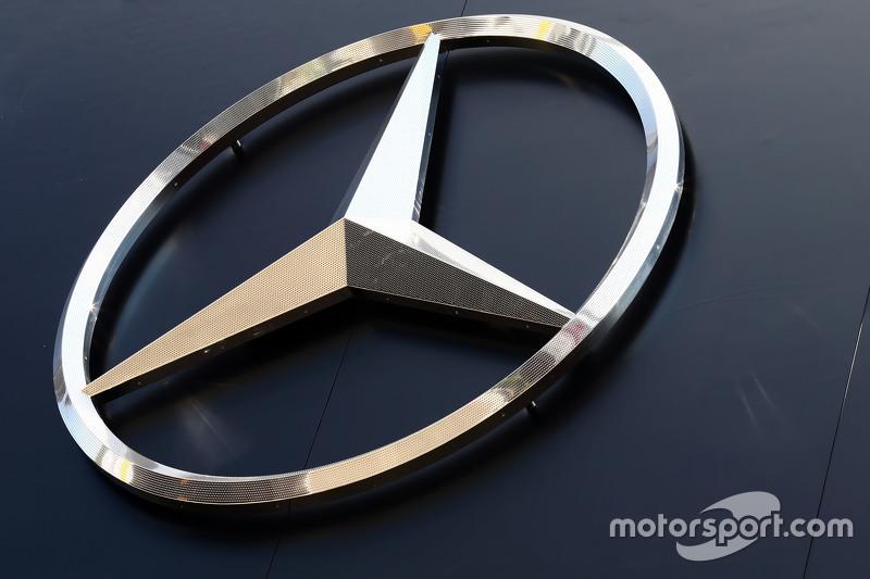 Mercedes лого
