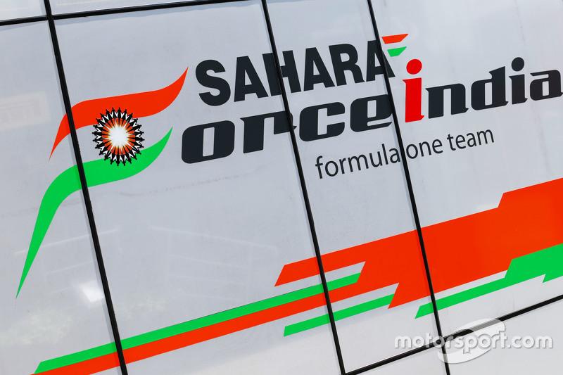 Sahara Force India F1 Team logo
