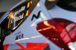 Автомобиль Тьерри Невилля, Hyundai Motorsport