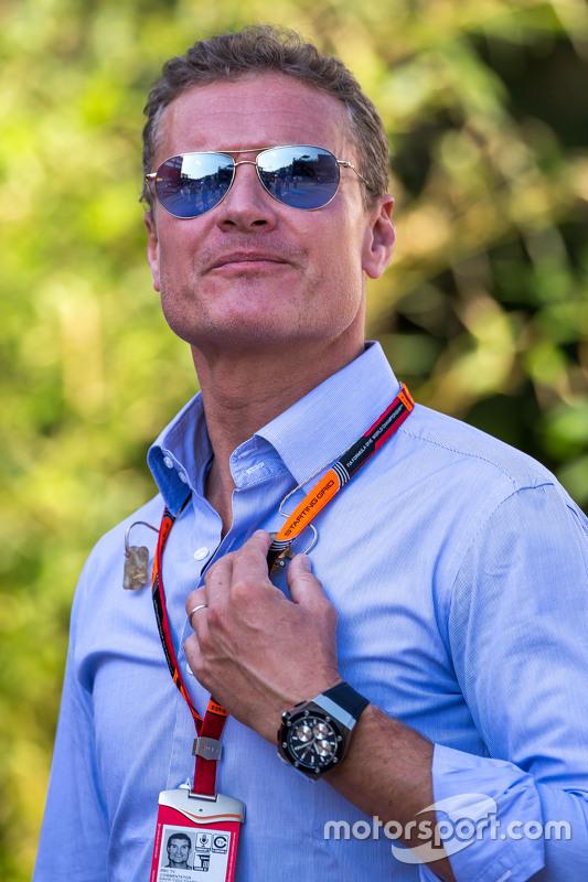 David Coulthard, Red Bull Racing dan Scuderia Toro Advisor / Komentator Televisi BBC