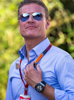 David Coulthard, Red Bull Racing and Scuderia Toro Advisor / BBC Television Commentator