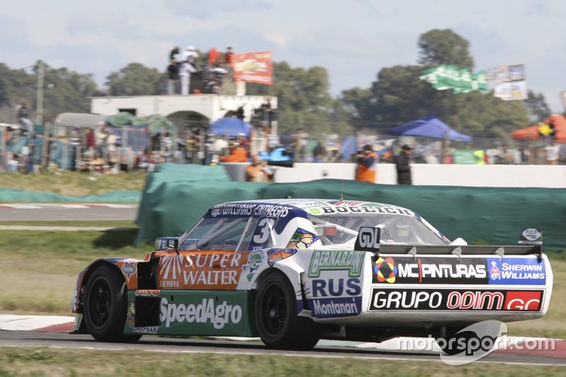 Facundo Ardusso, Trotta Competicion Dodge