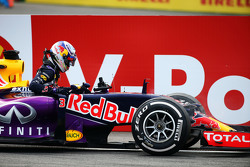 Даніель Ріккіардо, Red Bull Racing RB11 зійшов в гонці