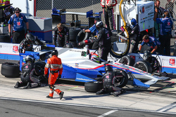 Джастін Вілсон, Andretti Autosport Honda