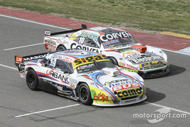 Mauricio Lambiris, Coiro Dole Racing Torino ve Juan Marcos Angelini, UR Racing Dodge