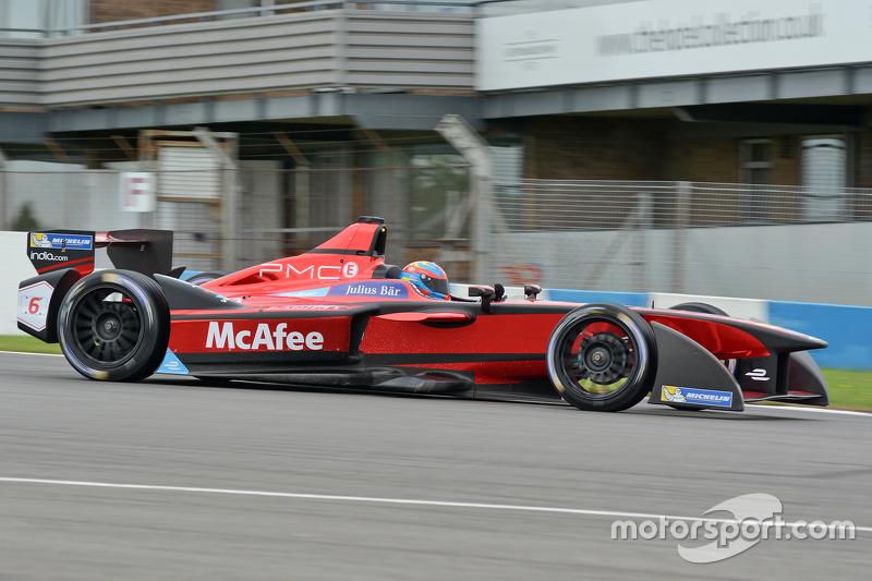 Лоік Дюваль, Dragon Racing