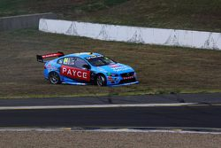 David Wall, Garry Rogers Motorsports Volvo crashes
