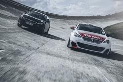 Peugeot 308 e la 308 GTi by Peugeot Sport