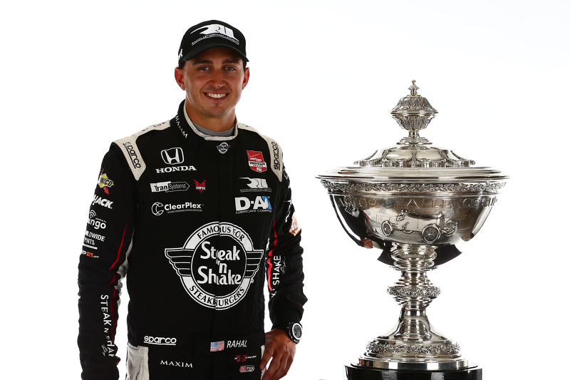 Championship contender Грем Рахал, Rahal Letterman Lanigan Racing