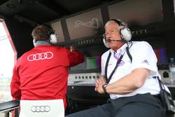 Arno Zensen, Audi Sport Başkanı - Takım: Rosberg