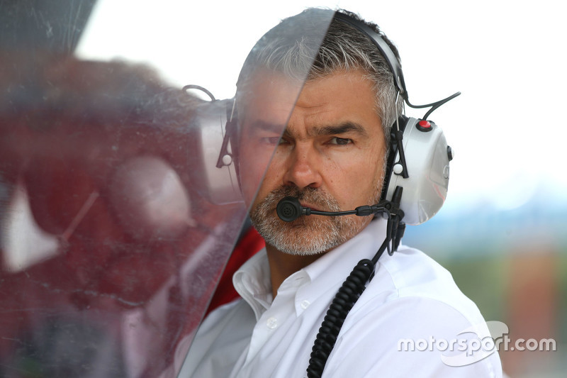Dieter Gass, Head of Audi DTM Audi Sport