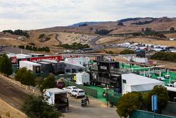 IndyCar paddock clubs