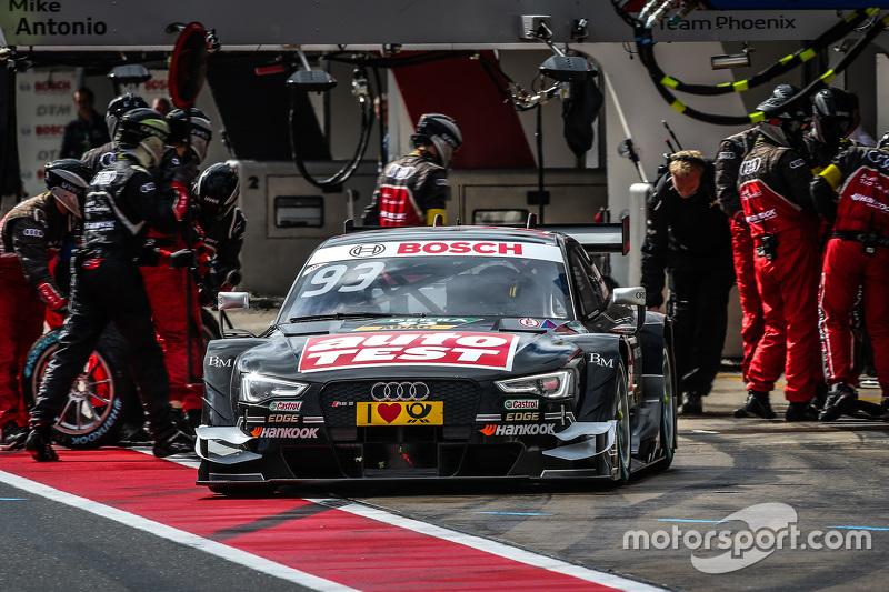 Antonio Giovinazzi,  Audi Sport Team Phoenix, Audi RS 5 DTM