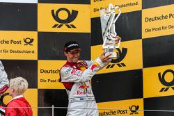 Подіум: 3-й Маттіас Екстрем, Audi Sport Team Abt Sportsline, Audi A5 DTM