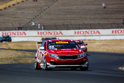 #38 Kinetic Motorsports/Kia Racing Kia Optima: Mark Wilkins