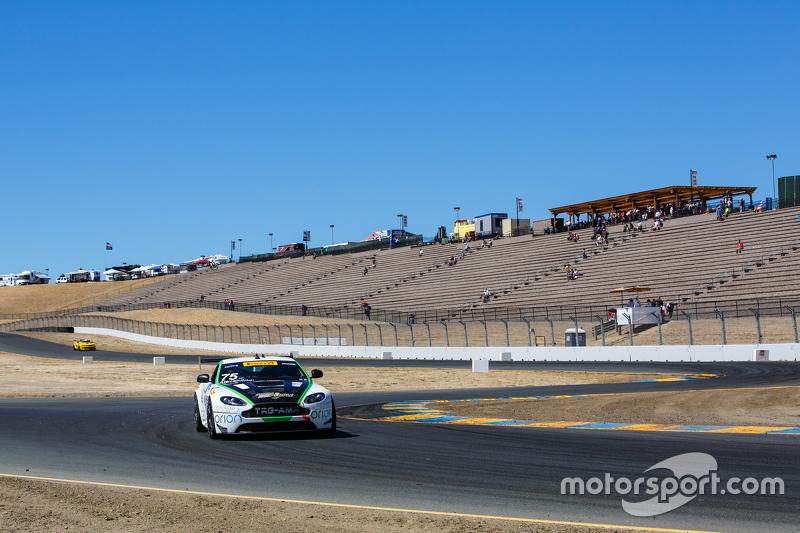 #75 TRG-AMR Aston Martin Vantage GT4: Jason Alexта ridis