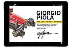 Giorgio Piola, l'annuncio