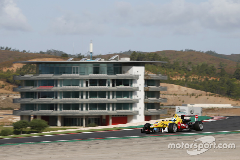 Ryan Tveter, Jagonya Ayam with Carlin, Dallara F312 - Volkswagen