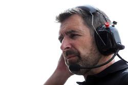 Greg Baker, Lotus F1 Team Chief Mechanic