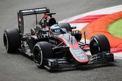 Фернандо Алонсо , McLaren MP4-30