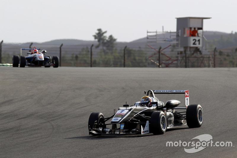 Charles Leclerc, Van Amersfoort Racing Dallara F312 Volkswagen