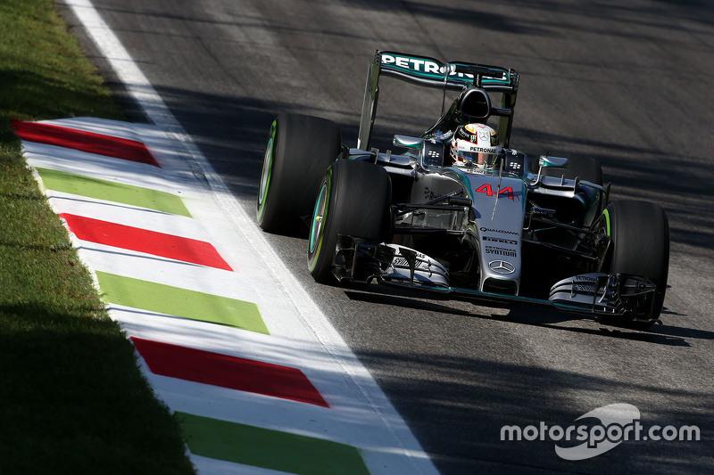 Dominio de Lewis Hamilton