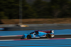 #25 Algarve Pro Racing Ligier JSP2 Nissan: Michael Munemann, James Winslow, Andrea Roda