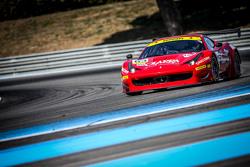 Ferrari F458 Italia GT3 команды AF Corse: Марко Чьочи, Джанлука Рода, Илья Мельников