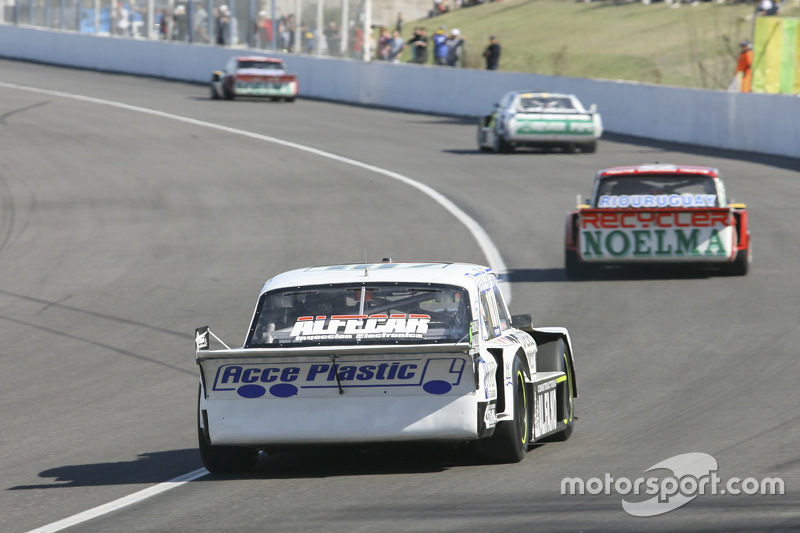 Leonel Sotro, Alifraco Sport Ford and Nicolas Bonelli, Bonelli Competicion Ford