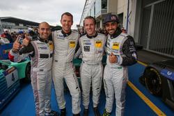 1. Adam Christodoulou, Hubert Haupt, Abdulaziz al Faisal, Yelmer Buurman, Black Falcon