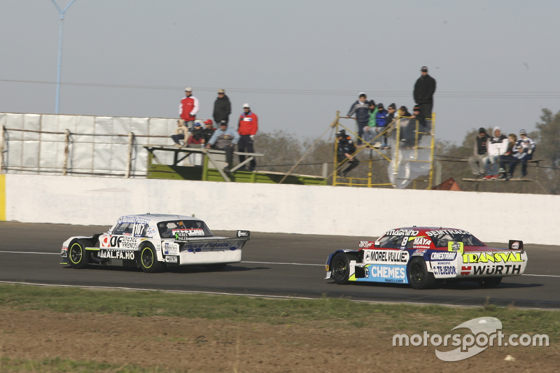 Santiago Mangoni, Laboritto Jrs Torino and Juan Martin Trucco, JMT Motorsport Dodge