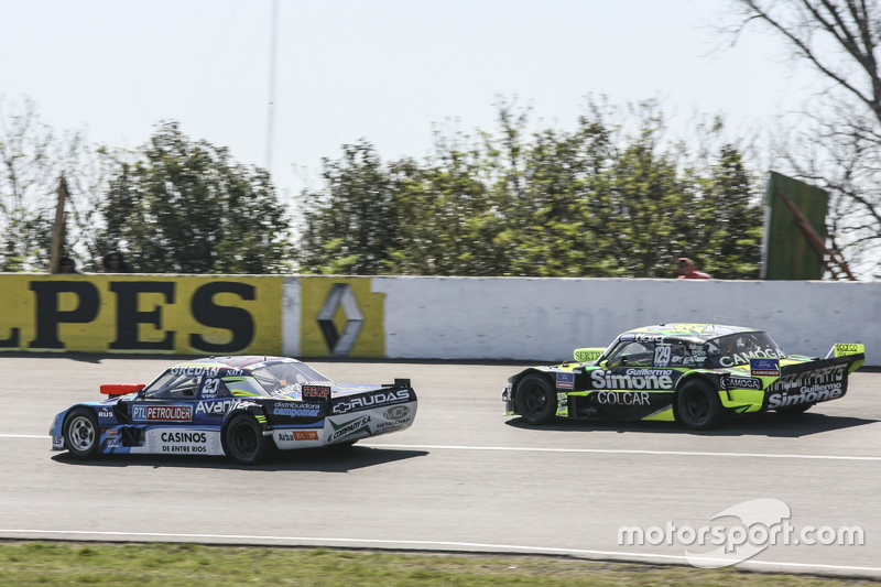 Мартін Понте, Nero53 Racing Dodge та Мауро Галломбардо, Maquin Parts Racing Ford