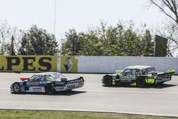 Martin Ponte, Nero53 Racing Dodge, dan Mauro Giallombardo, Maquin Parts Racing Ford