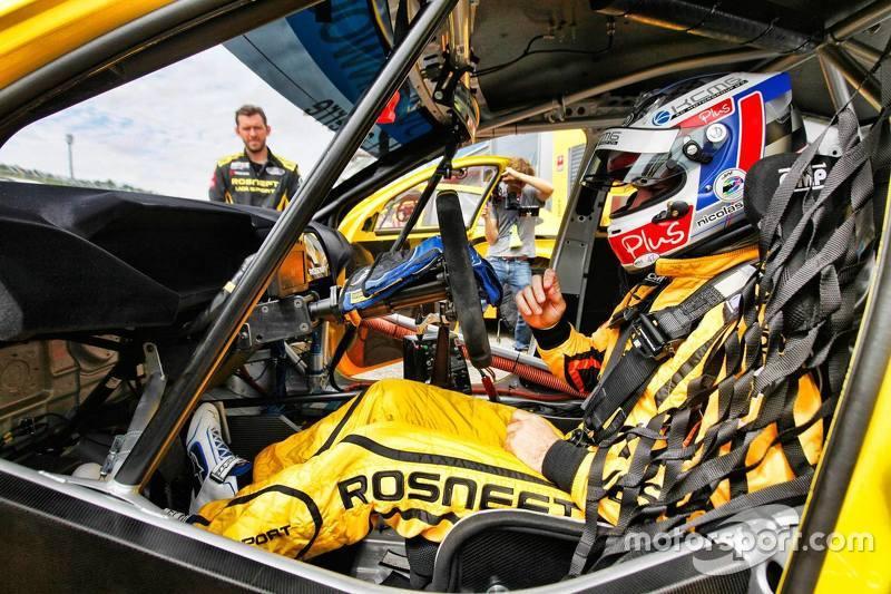 Ніколя Лапьер, Lada Vesta WTCC, Lada Sport Rosneft