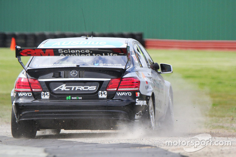 Ash Walsh und Jack LeBrocq, Erebus Motorsport Mercedes