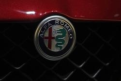 Le nouveau logo d'Alfa Romeo