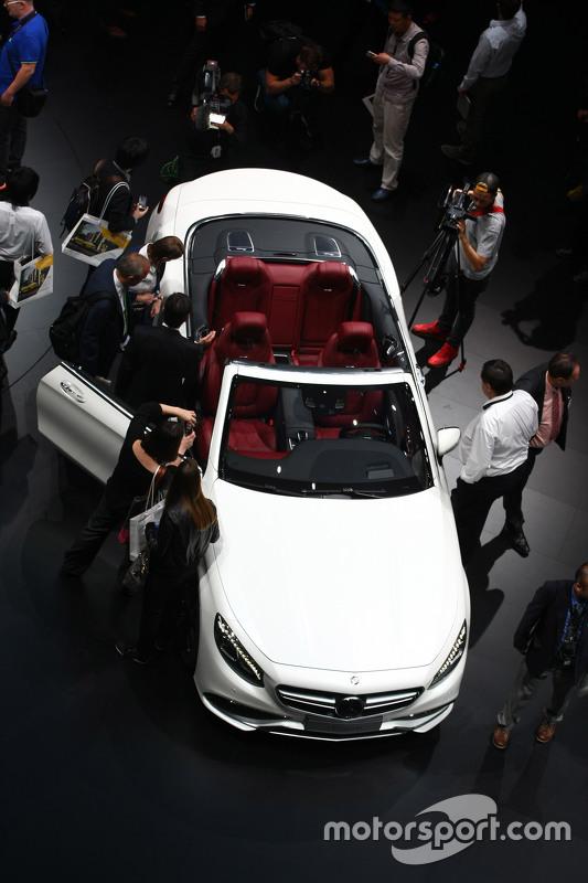 Mercedes AMG S63 Cabrio