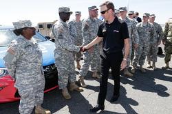 Matt Kenseth, Joe Gibbs Racing Toyota, Charlotte NC'de