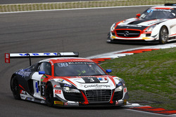 #3 Себастьєн Леб Racing Audi R8 LMS ultra: Christophe Hamon, David Hallyday, Lonni Martins