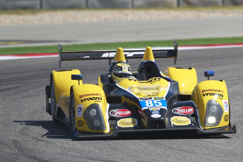 #85 JDC/Miller Motorsports ORECA FLM09: Міхаіл Гойкберг, Мет МакМуррі