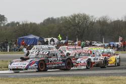 Emanuel Moriatis, Alifraco Sport Ford and Matias Jalaf, Catalan Magni Motorsport Ford