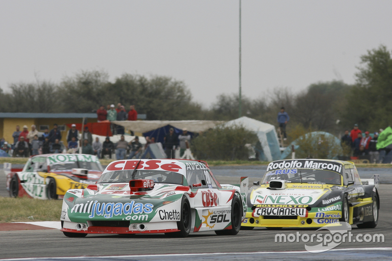 Карлос Окуловіч, Sprint Racing Torino та Омар Мартінез, Martinez Competicion Ford та Ніколас Бонеллі, Bonelli Competicion Ford