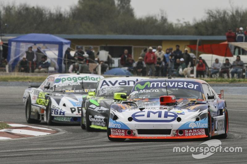 Крістіан Ледесма, Jet Racing Chevrolet та Мауро Галломбардо, Maquin Parts Racing Ford та Еміліано Спатару, UR Racing Dodge