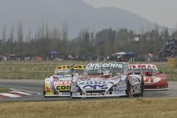 Camilo Echevarria, Coiro Dole Racing Torino and Mauricio Lambiris, Coiro Dole Racing Torino and Christian Dose, Dose Competicion Chevrolet