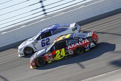 Jeff Gordon, Hendrick Motorsports Chevrolet and Timmy Hill